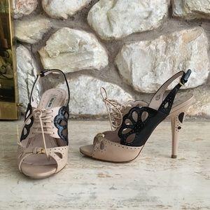 Miu Miu heels size 38